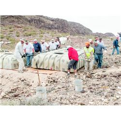 FRATERNITY OF THE DESERT BIGHORN FAMILY WILDLIFE CONSERVATION EXPERIENCE (Proceeds benefit WSF and F