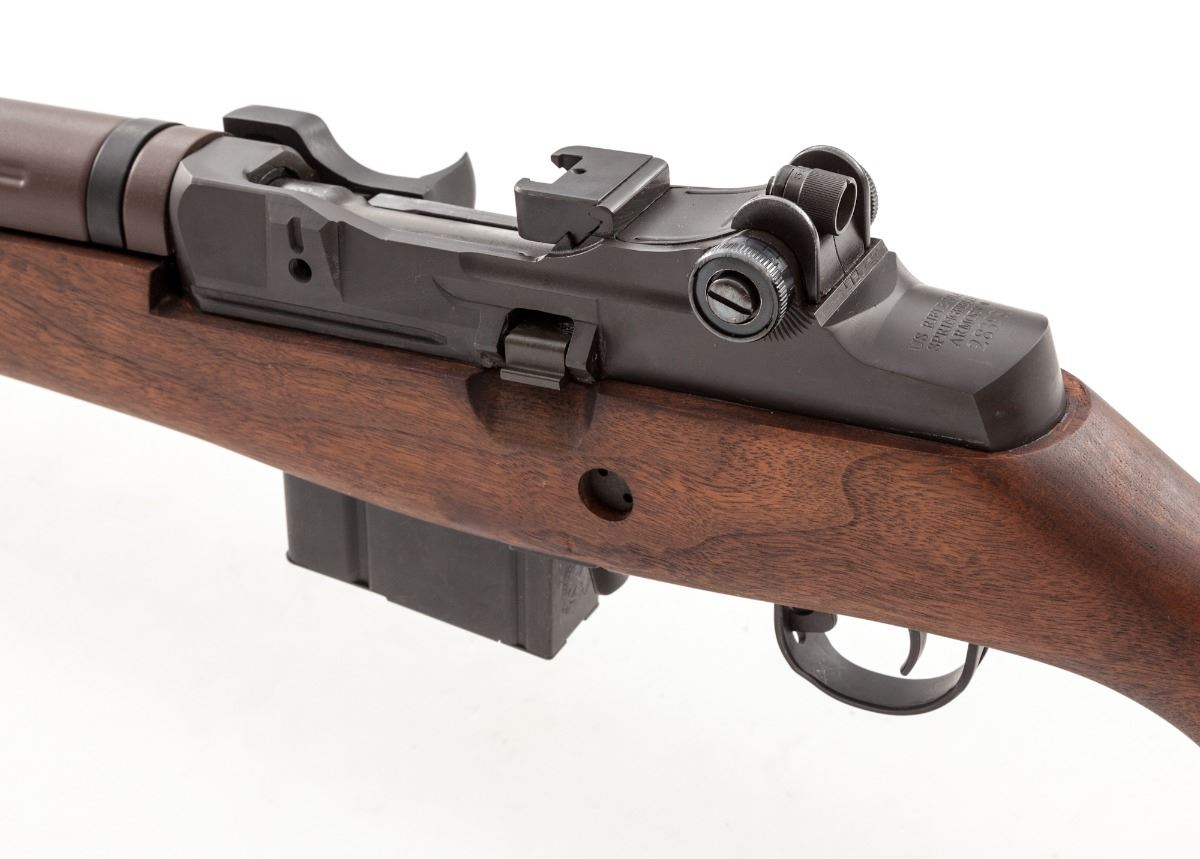 Springfield Match Grade M1A Semi-Auto Rifle
