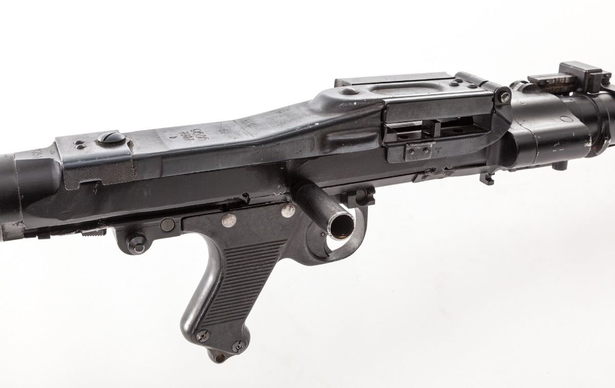 Demilled Hand Guns