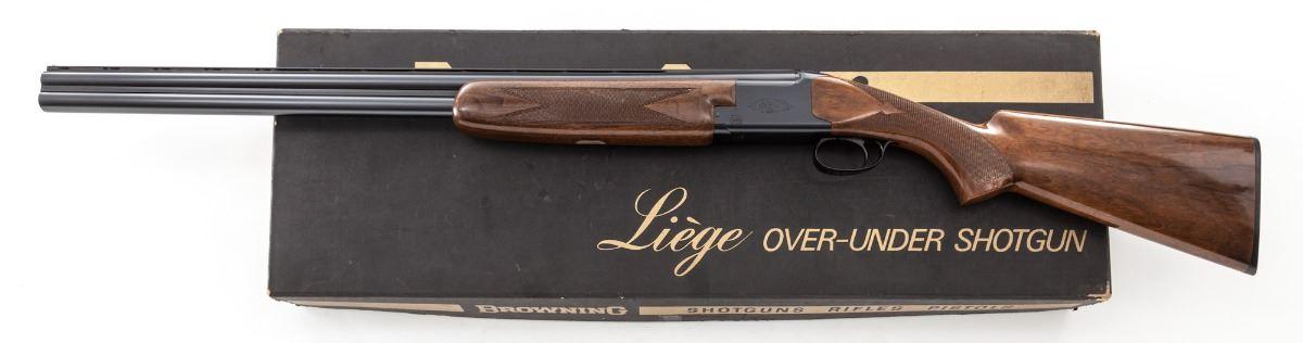 Browning Liege Grade I Over/Under Shotgun