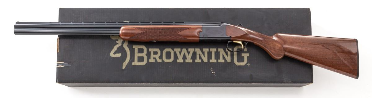 Browning Citori Grade I Lightning O/U Shotgun