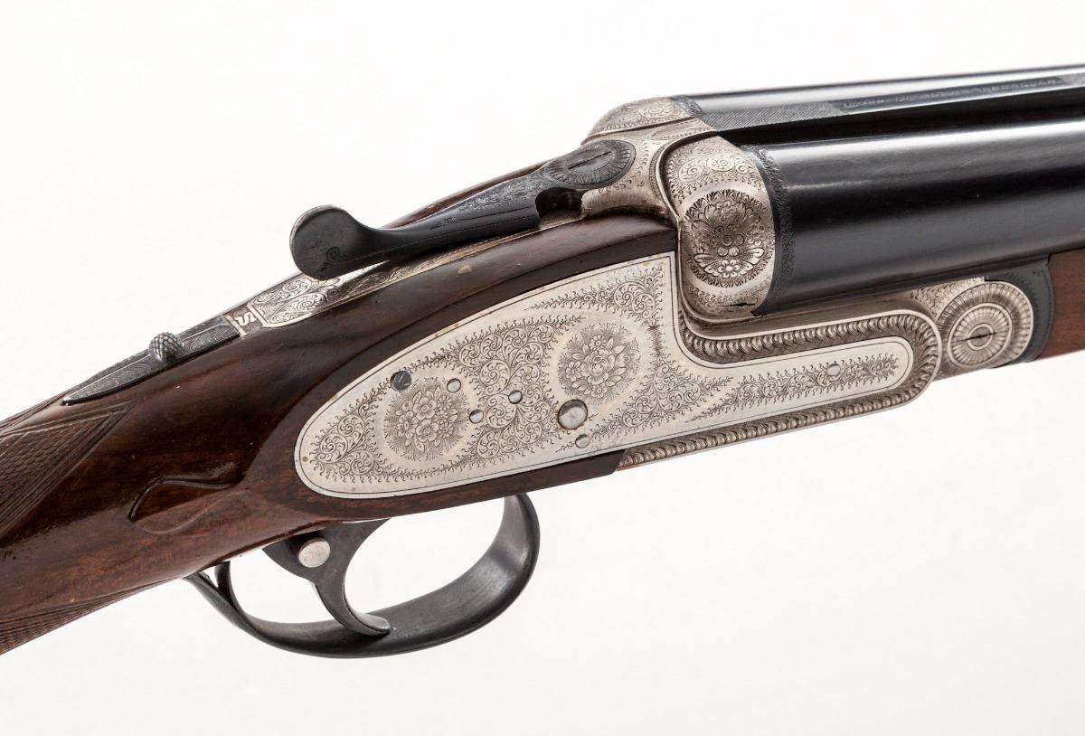 Pedro Gorosabel Side-by-Side Sidelock Shotgun