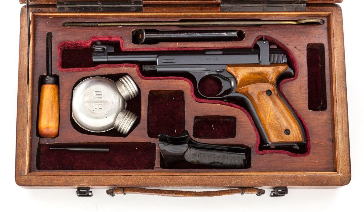 !! Russian Margolin Target Shooting pistol BACK Sight new