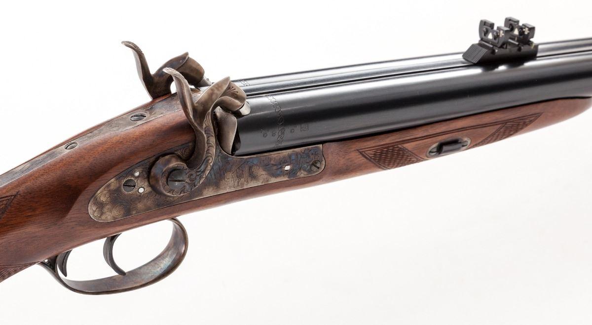 Pedersoli Kodiak Express SxS Perc  Double Rifle
