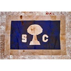 CONFEDERATE STATES ARMY SOUTH CAROLINA CSA STATE BATTLE FLAG