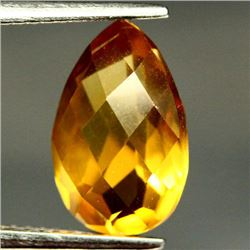 3.42 CT HONEY AFRICAN QUARTZ
