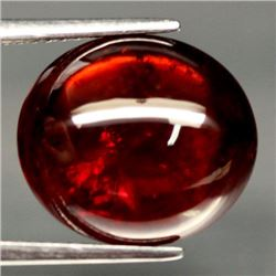 14.30 CT ORANGE RED AFRICAN GARNET