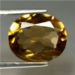 4.06 CT HONEY AFRICAN QUARTZ
