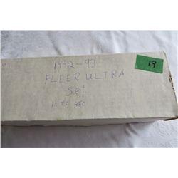 1992-93 Fleer Ultra Set