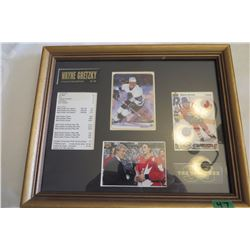 Wayne Gretzky Wall Picture Collectors Edition