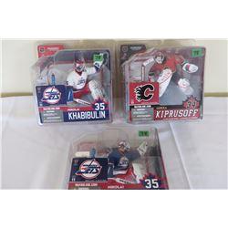 McFarlane Hockey Series 2 - Nikolai Khabibulin & Miikka Kiprusoff