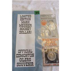 Mark Messier Hockey Dollar