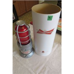 Budweiser (Red Light) Limited Edition