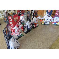 Set of 8 NHL Mini McDonalds Jerseys