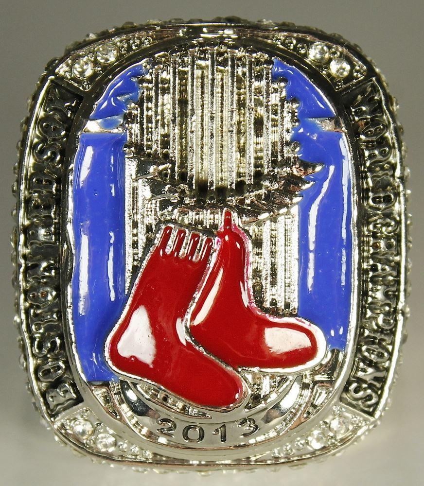 David Ortiz Red Sox High Quality Replica 2013 World Series Ring