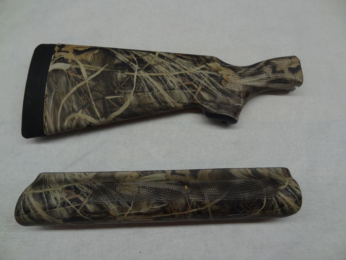 Remington 1100 Camo replacement stock/foregrip-X15