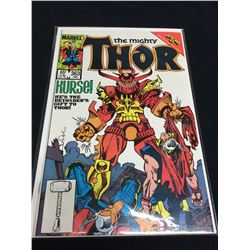 1985 Marvel The Mighty Thor Comic Book