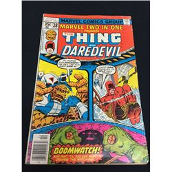 1978 Marvel The Thing and Daredevil Comic Book