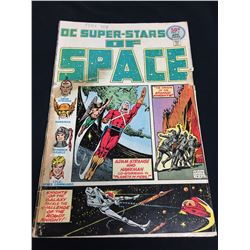 1976 DC Superstars of Space Comic Book