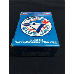 1991 Toronto Blue Jays 45 Card Team Set