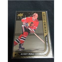 Upper Deck Bobby Hull Shining Stars
