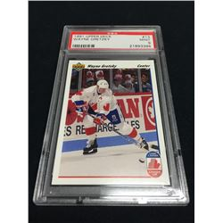 1991 Wayne Gretzky Upper Deck Graded Card