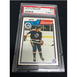 1983 Dale Hawerchuk OPC Graded Card
