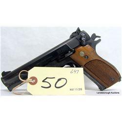S&W 52-2 HANDGUN