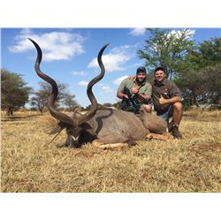 7-Day Plains Game Hunt for Two Hunters in the Limpopo Province of South Africa - Includes Trophy Fee
