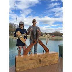1/2-Day Fishing Trip for One Angler at Top Fun Ranch near Anna, Texas