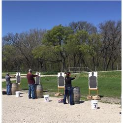 License To Carry Course for One Person at Top Fun Ranch Near Anna, Texas