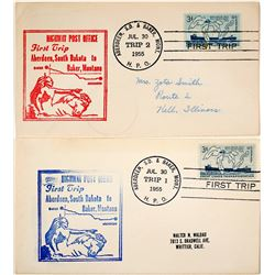 Highway Post Office: Baker, Fallon