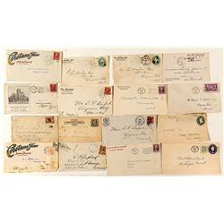 Bozeman, Gallatin Postal History Collection
