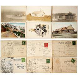 Bridger, Carbon Postcard Collection