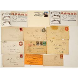Lewistown, Fergus Postal History Collection