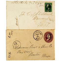 Skalkaho, Deer Lodge Territorial Cover Collection
