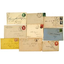 Virginia City, Madison Cover Collection