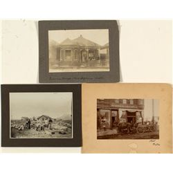 Three Choice Butte Cabinet Cards