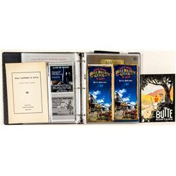 Butte Advertising and Promotional Collection