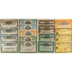 Anaconda Family Stock Certificate Group