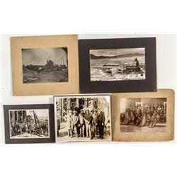 Butte Mining Photographs