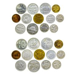 Fromberg Town Token Collection (Fromberg, Montana)