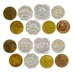 Meaderville Token Collection (Meaderville, Montana)