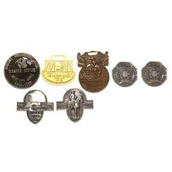 Six Miles City Medals (Miles City, Montana)