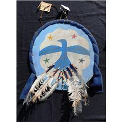 Plains Indian Dance Shield
