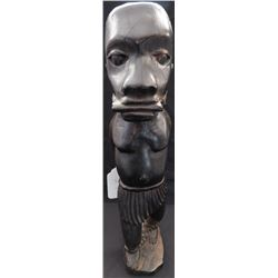 African Ebony Human Figure