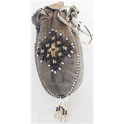 Leather Tulip Bag