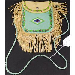 Beaded Woman's Bag