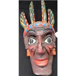 Mexican Festival Mask