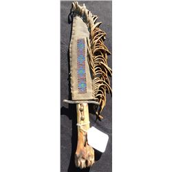 Plains Indian Knife & Sheath